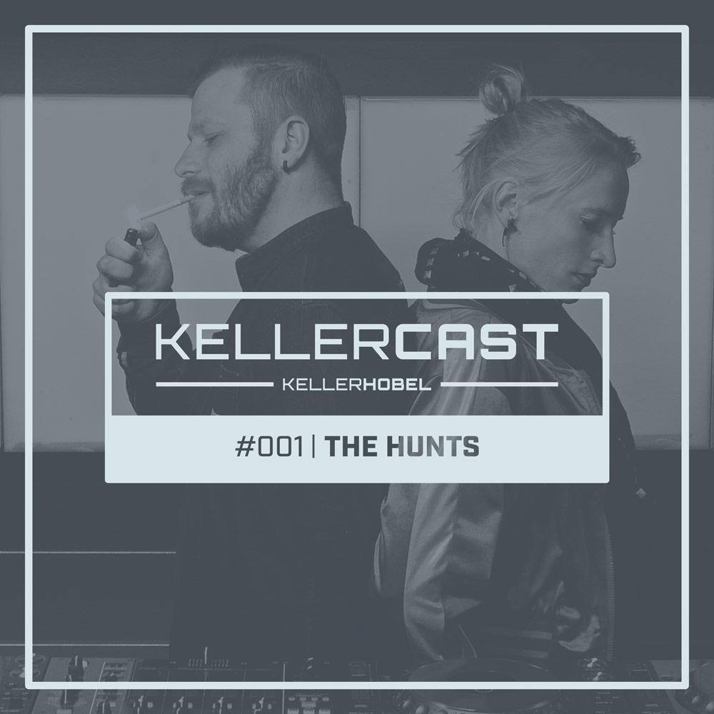 Kellercast TheHuntsCover - Daniel Farcinsen - Portfolio